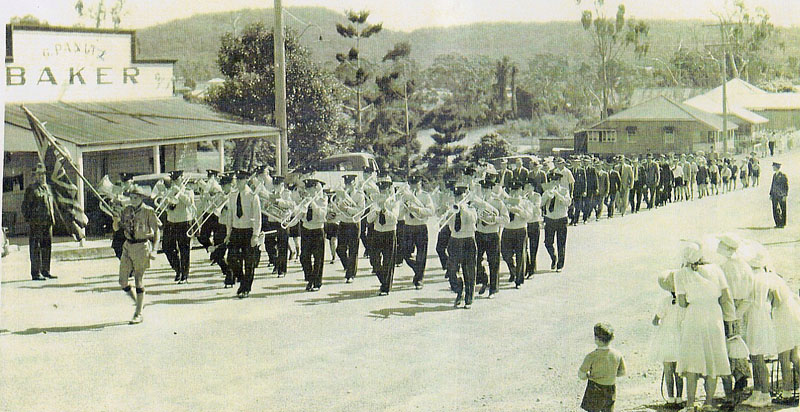 1949 - ANZAC DAY MARCH
