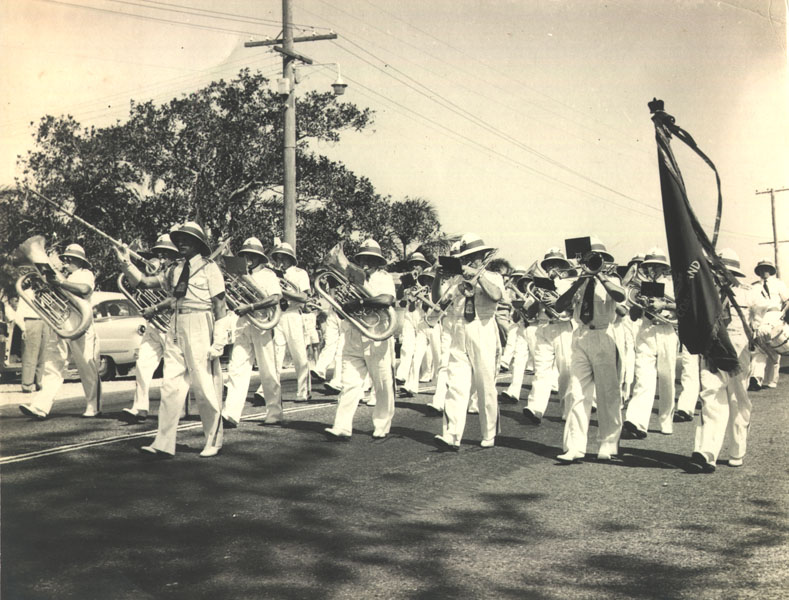 1960- NERANG MARCH