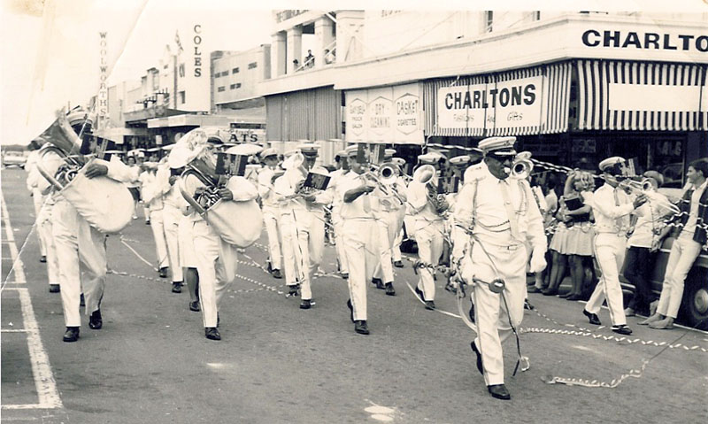 1964 - SOUTHPORT STREET MARCH