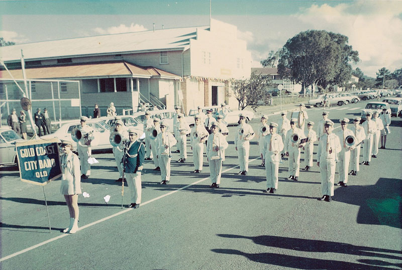1969 - BEENLEIGH CONTEST MARCH