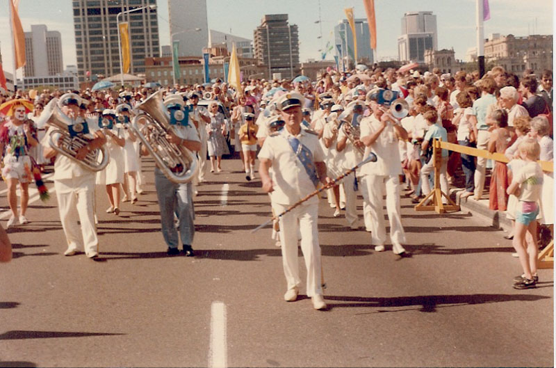 1985 - QPAC OPENING