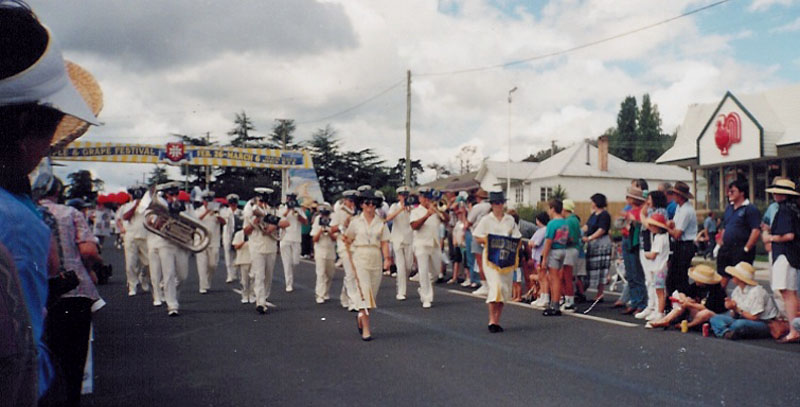 1994 - STANTHORPE MARCH
